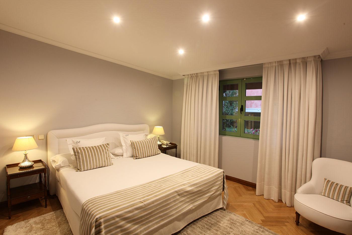 Habitación Doble - Hotel Quinta de Los Cedros