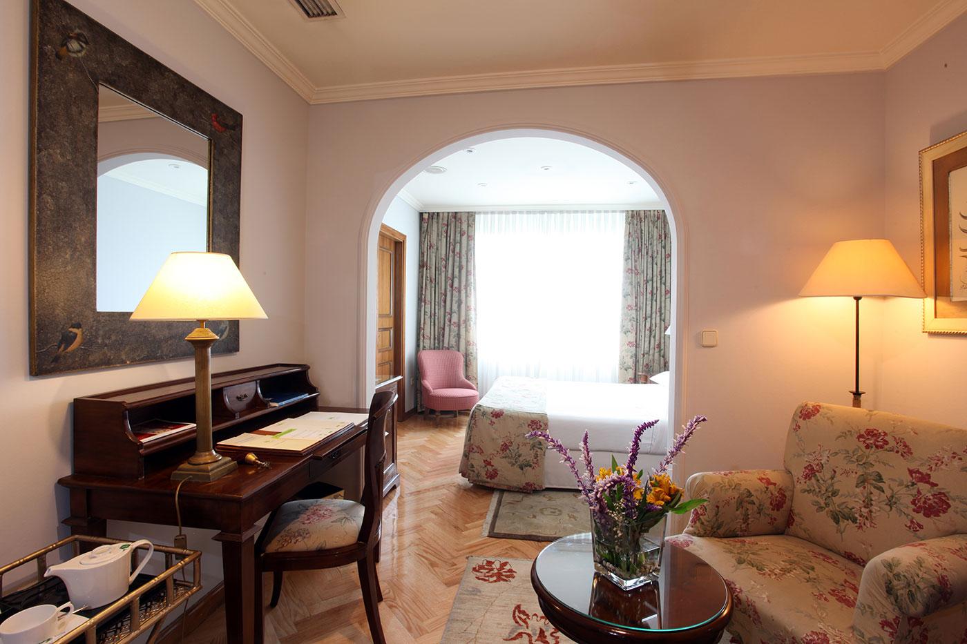 Habitación Doble Superior - Hotel Quinta de Los Cedros
