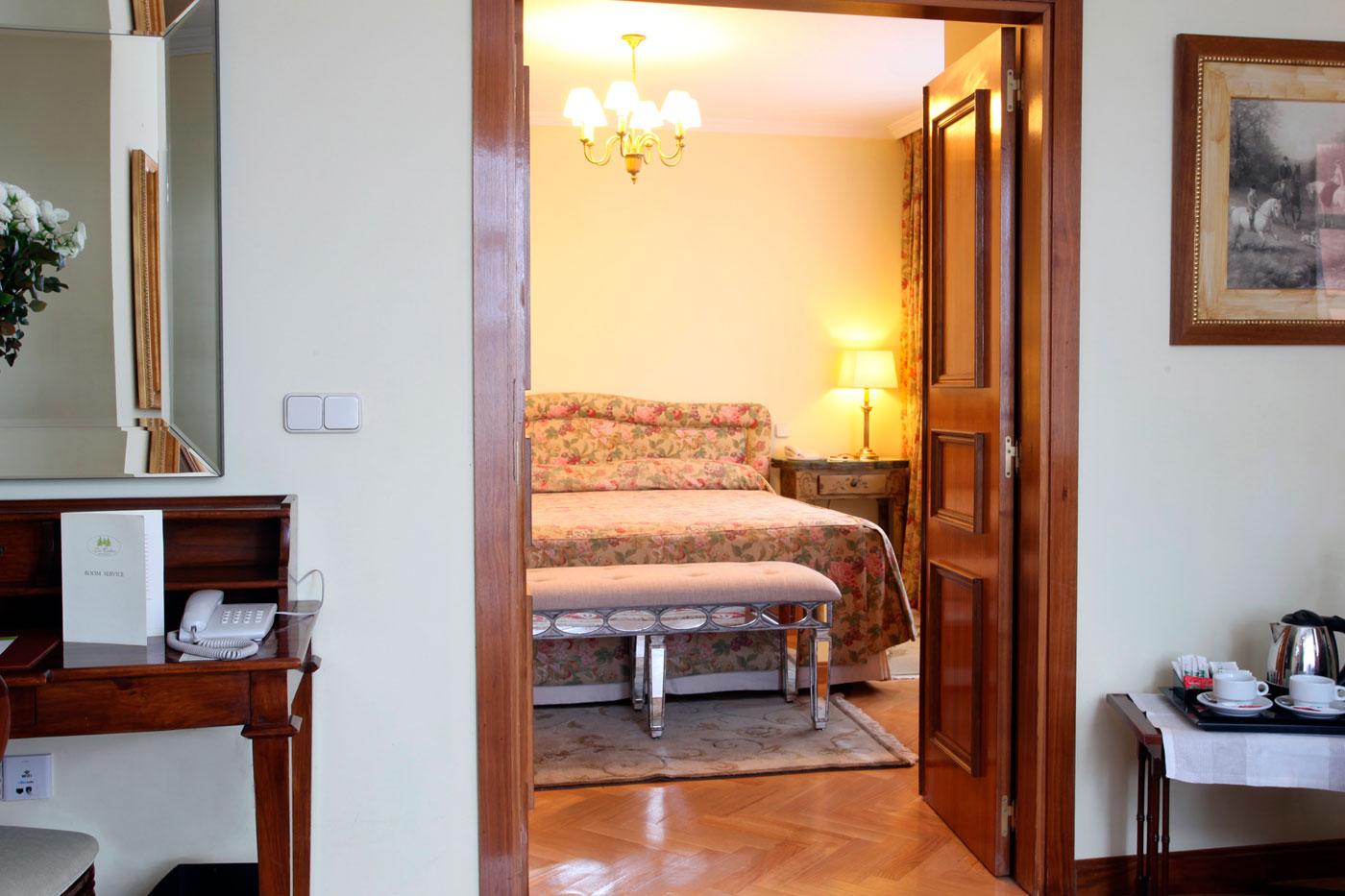 Suite - Hotel Quinta de Los Cedros