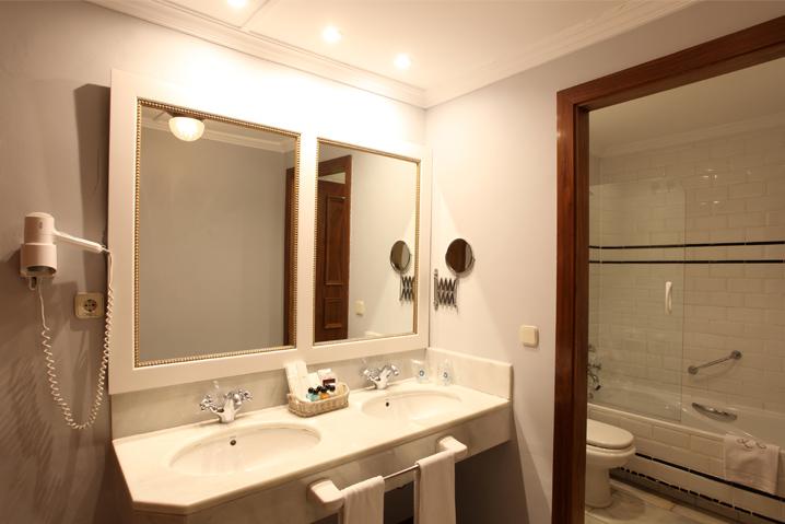 Habitación Doble | Hotel Quinta de los Cedros